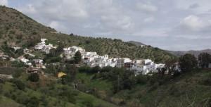 Pueblo de Totalán.