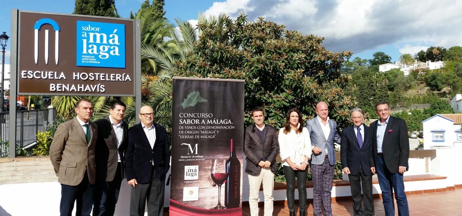 Concurso de vinos Sabor a Málaga