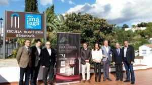 Miembros del jurado Sabor a Málaga - Concurso de vinos malagueños