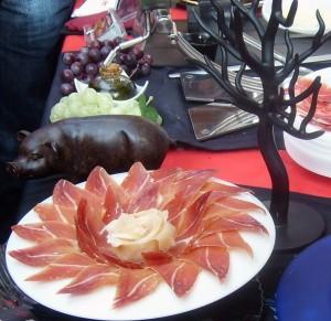 Feria del Jamón de Campillo 2014