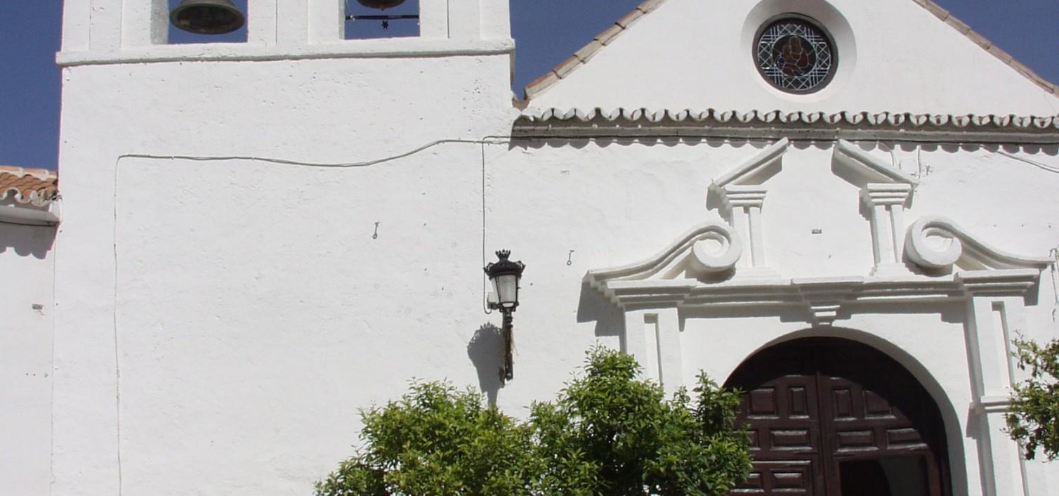 Iglesia de Alcaucín
