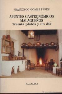 Libro de Francisco Gómez