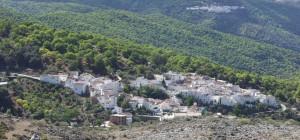 El pueblo de Parauta.