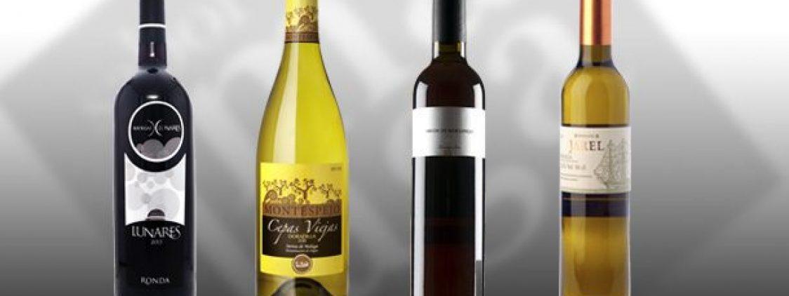 Concurso de vinos malagueños Sabor a Málaga 2014