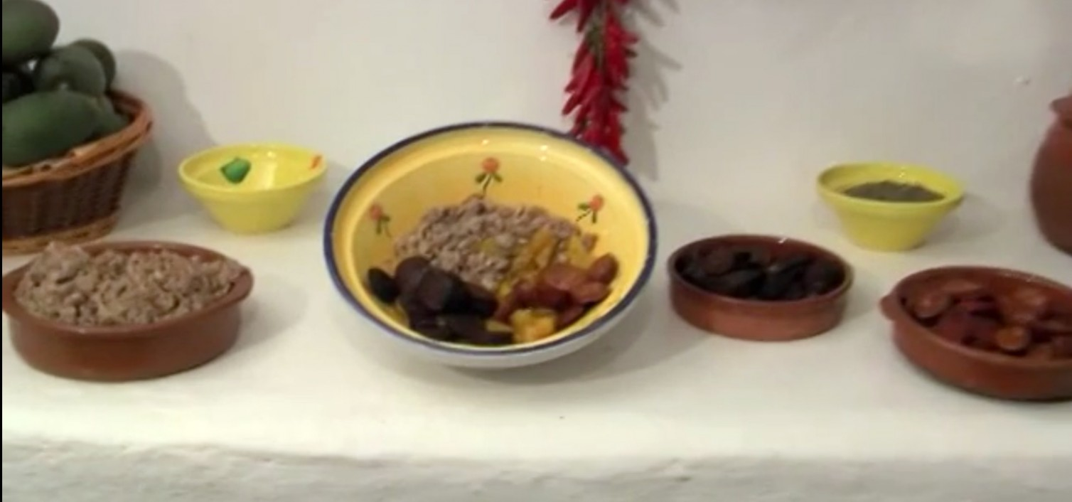 Receta de Chanfaina. Un plato típico de Totalán