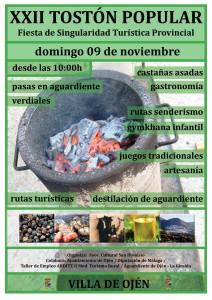 Tostón de Ojén 2014