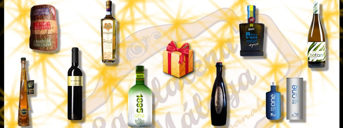 15 productos malagueños exclusivos para regalar
