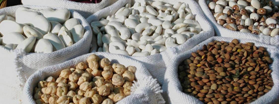 Jornadas de las legumbres del restaurante Alborada
