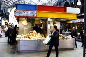 Mercado de abastos de Atarazanas.