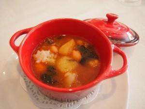 Para combatir el frío no hay nada mejor que un buen potaje de legumbres.