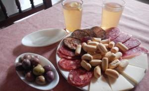 Tapas dieta mediterránea
