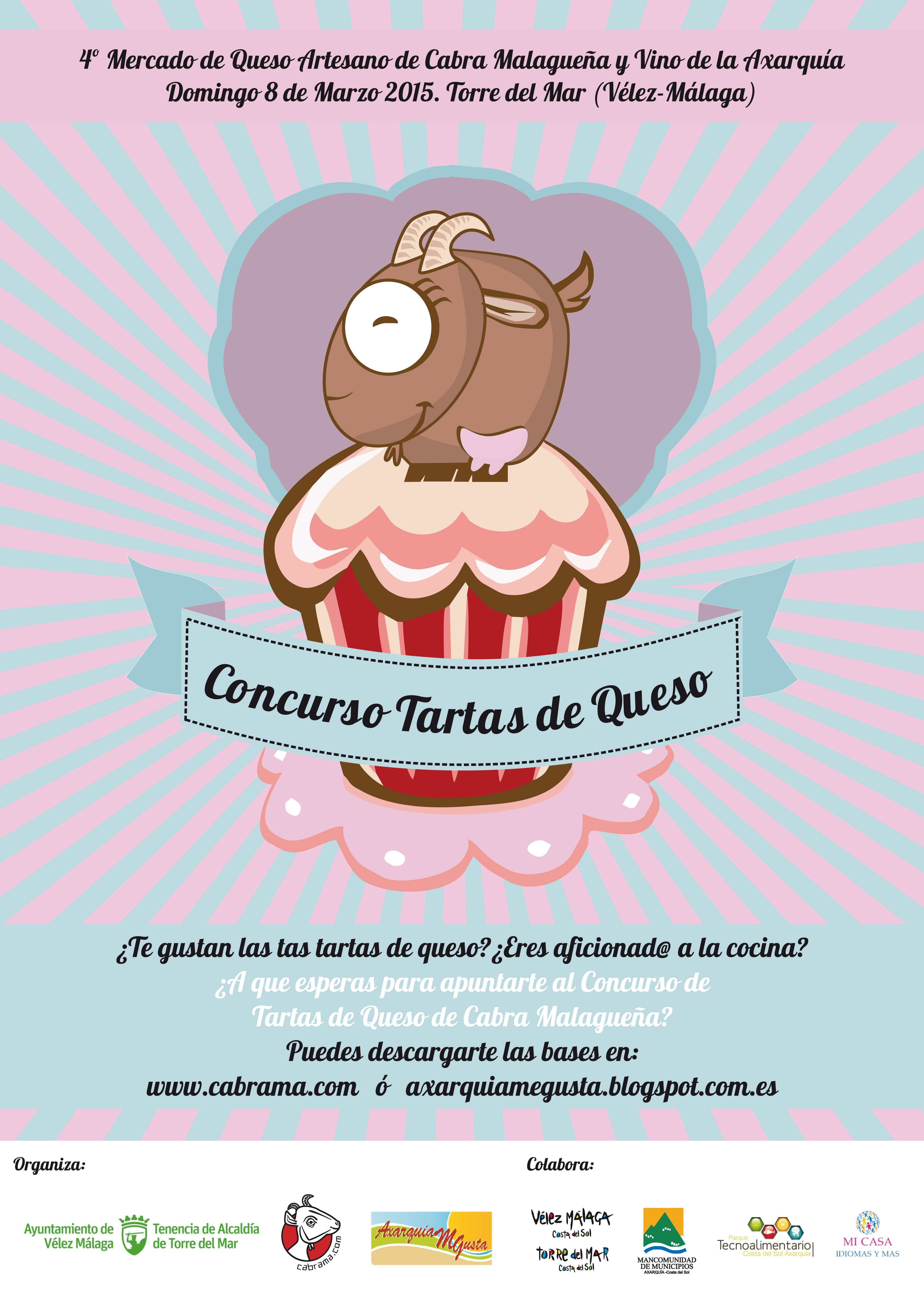 Concurso tartas el blog de la alacena de m laga blog - Carteles de cocina ...