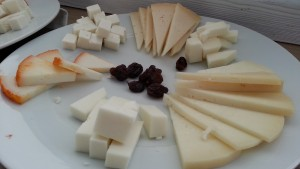 quesos artesanales malagueños