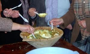 Una auténtica sopa de los siete ramales.