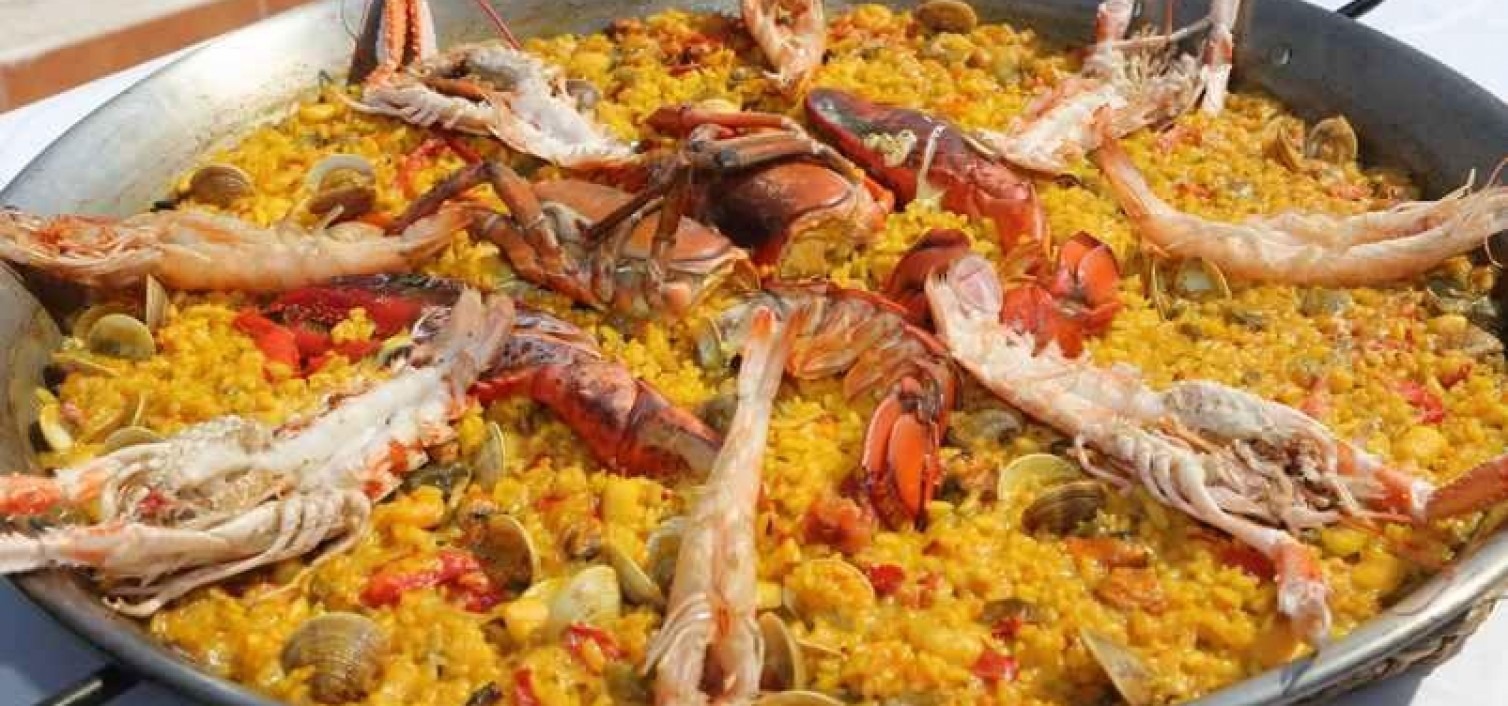 Arroces marineros_