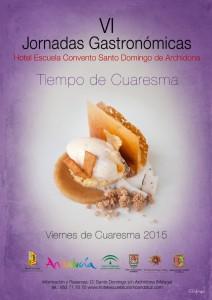Archidona celebra sus jornadas 'Tiempo de Cuaresma'