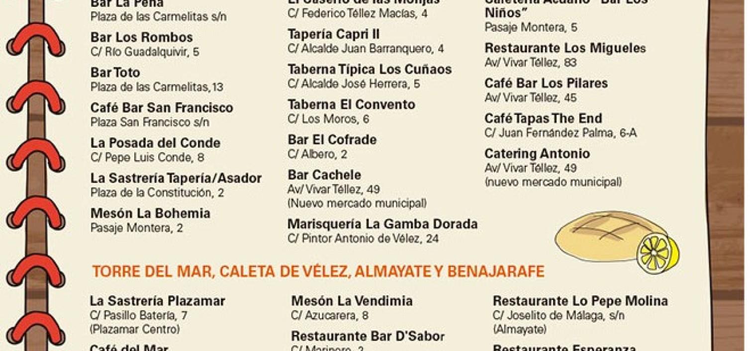 Ruta de la Cuaresma en Vélez