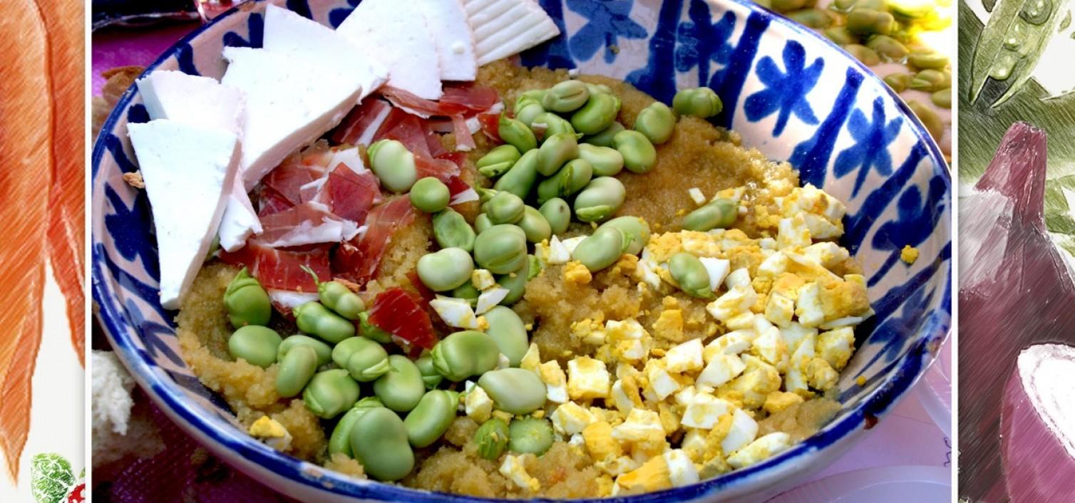 9 fiestas gastronómicas malagueñas en abril