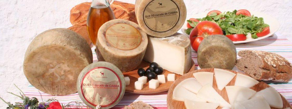 Mercado de Quesos Tradicionales de Andalucía 2017