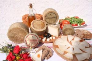 En este evento hay un certamen de quesos tradicionales.