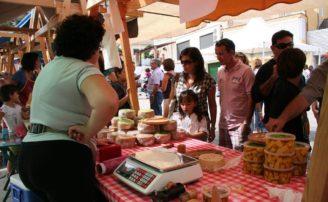Mercado del Queso Artesano de la Cabra Malagueña y Vino de la Axarquía 2020 (CANCELADO)