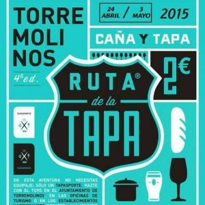 Hasta el 3 de mayo tenemos Ruta de la Tapa en Torremolinos.
