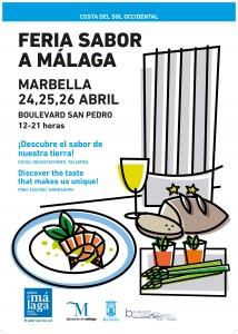 San Pedro de Alcántara acoge esa Feria Sabor a Málaga.