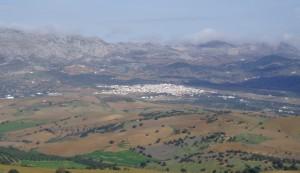Villanueva de la Concepción, a los pies del Torcal.