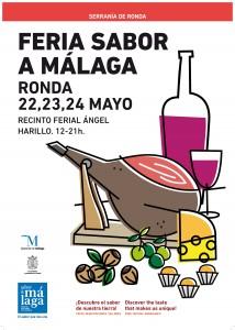 Feria comarcal de Sabor a Málaga en Ronda