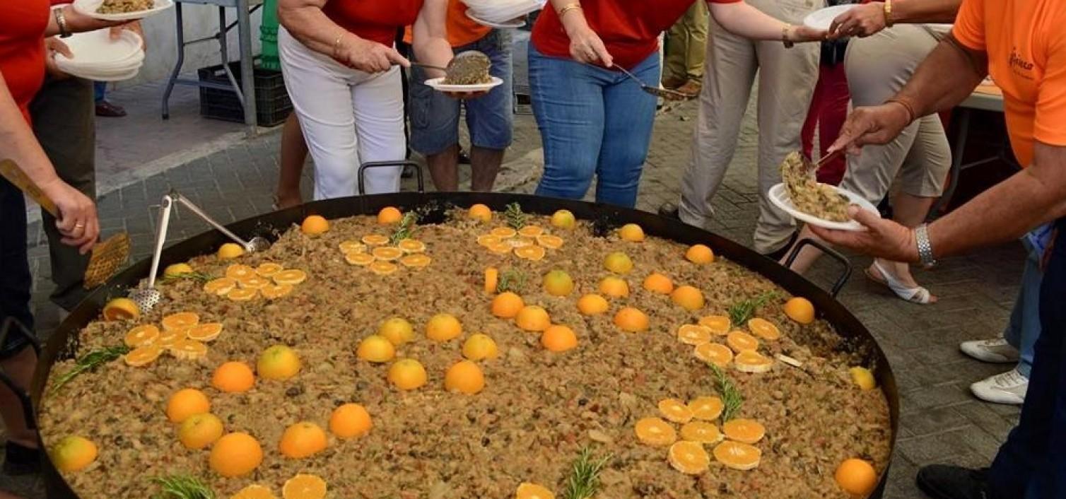 Fiesta de la Naranja de Coín 2015