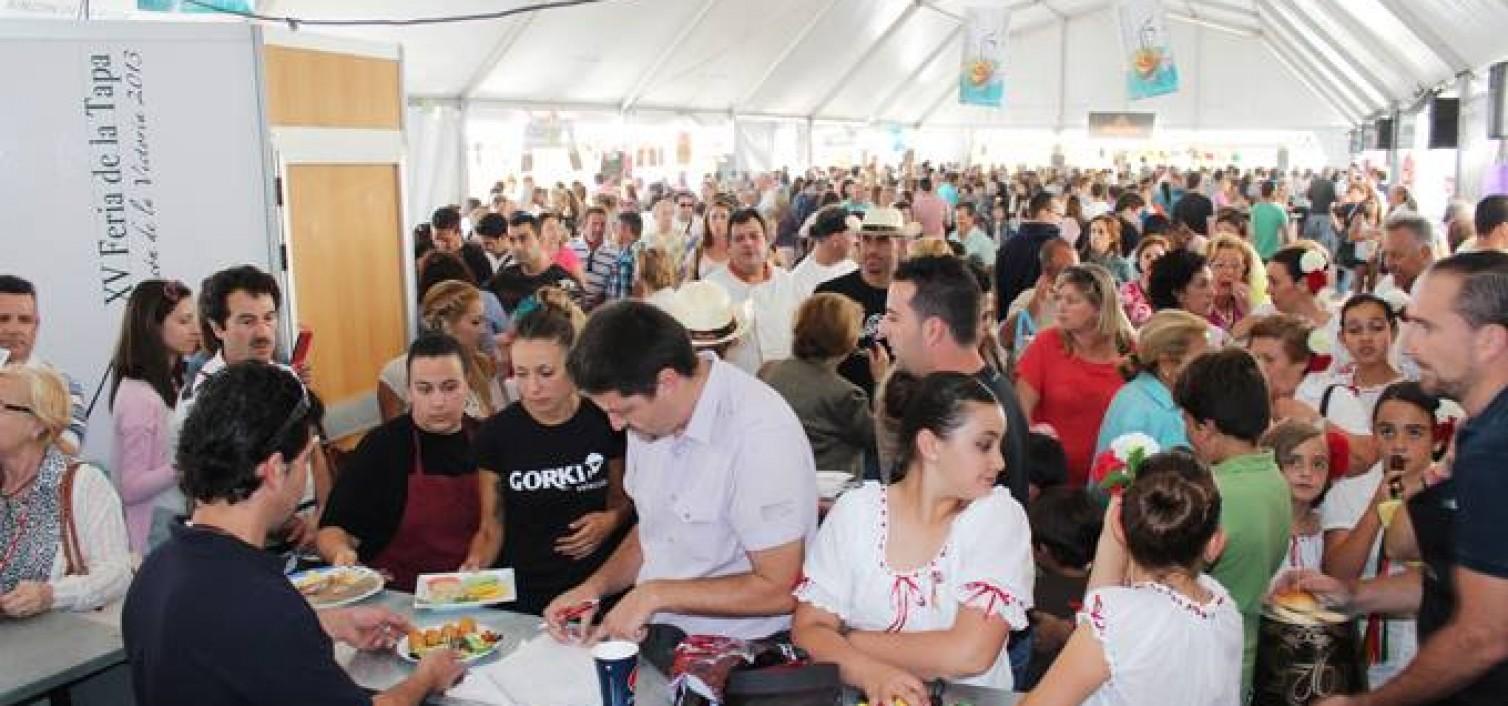 Ambiente Feria de la Tapa
