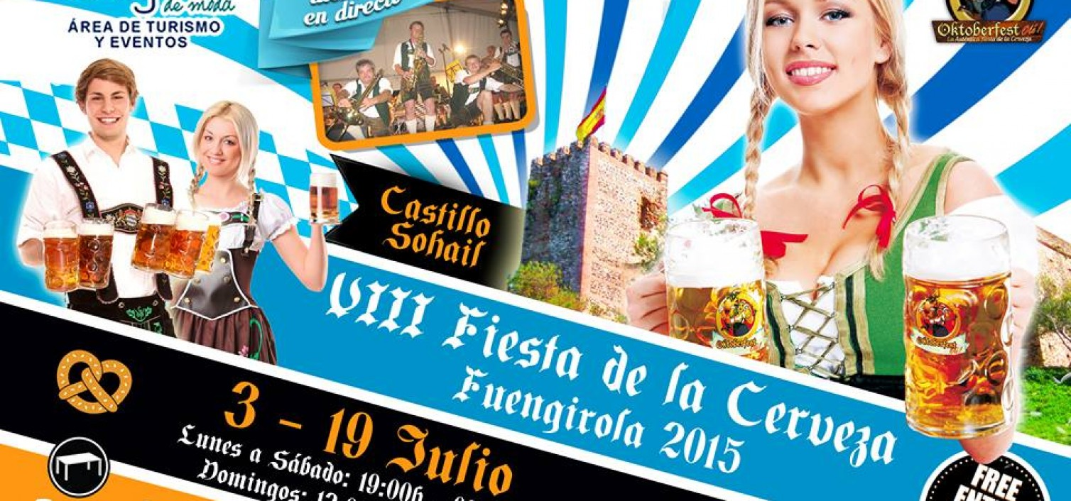 Fiesta de la Cerveza en Fuengirola