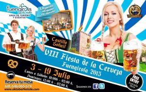 Fiesta de la Cerveza en Fuengirola.