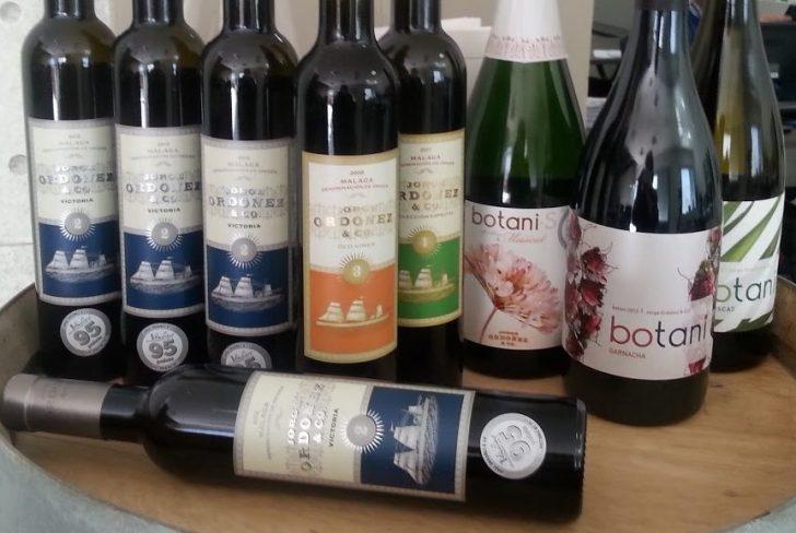 """El vino dulce Victoria nº 2, en """"A Taste of Spain"""""""
