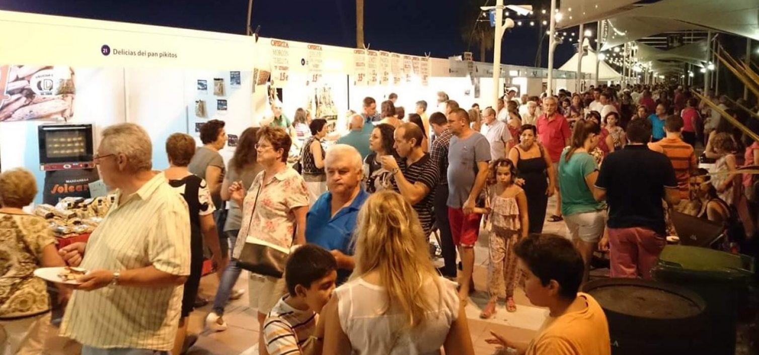 Certamen Mundial de Jamón Popi Ciudad de Estepona 2019