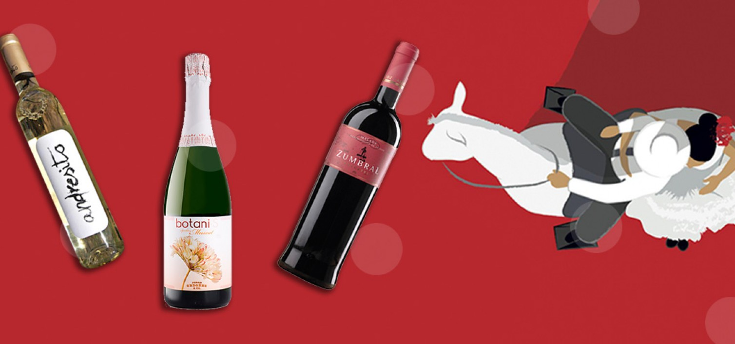 8% de descuento en vinos dulces de Málaga