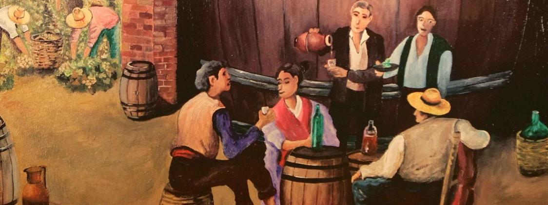 Noche del Vino de Cómpeta 2019