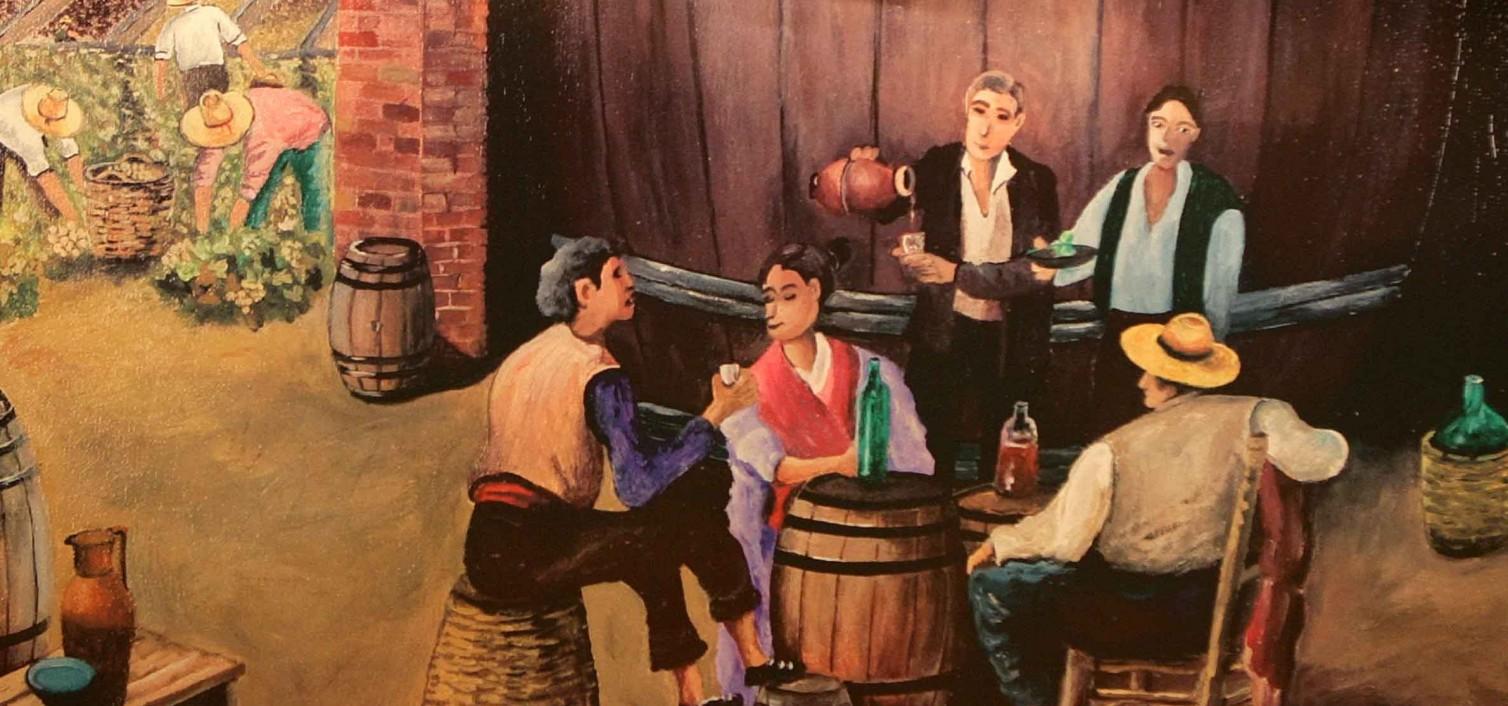 Noche del Vino de Cómpeta