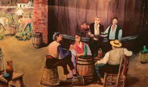 XL Noche del vino de Cómpeta