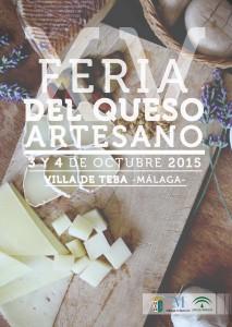 Teba acoge este evento para amantes del queso.