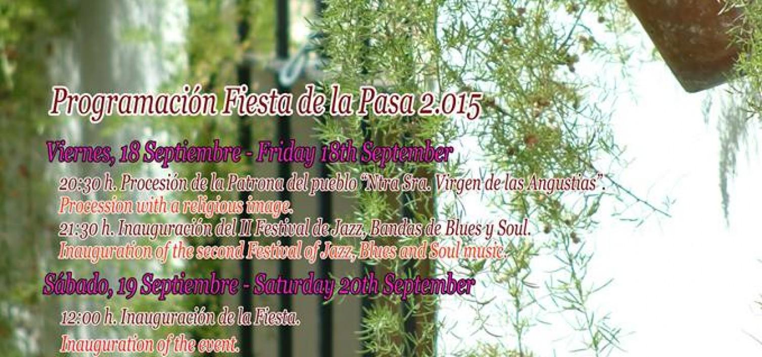 Fiesta de la Pasa en la Viñuela