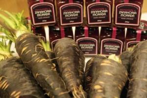 Productos zanahoria morada sabor a málaga agro agricultura