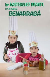 Los más pequeños disfrutarán con el Master Chef Infantil.
