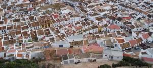 Vista de Valle de Abdalajís.
