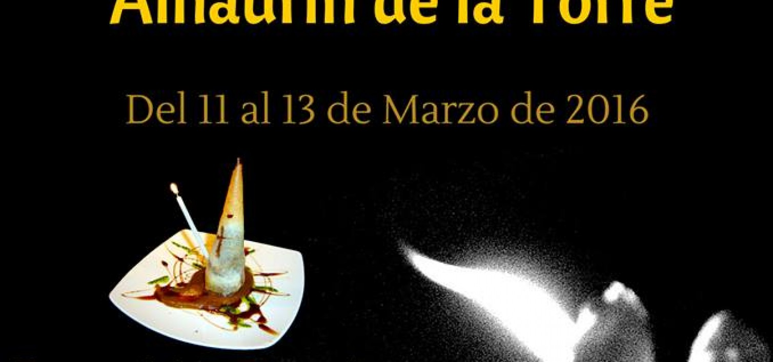 Cartel de Ruta de la Cuaresma de Alhaurín de la Torre.