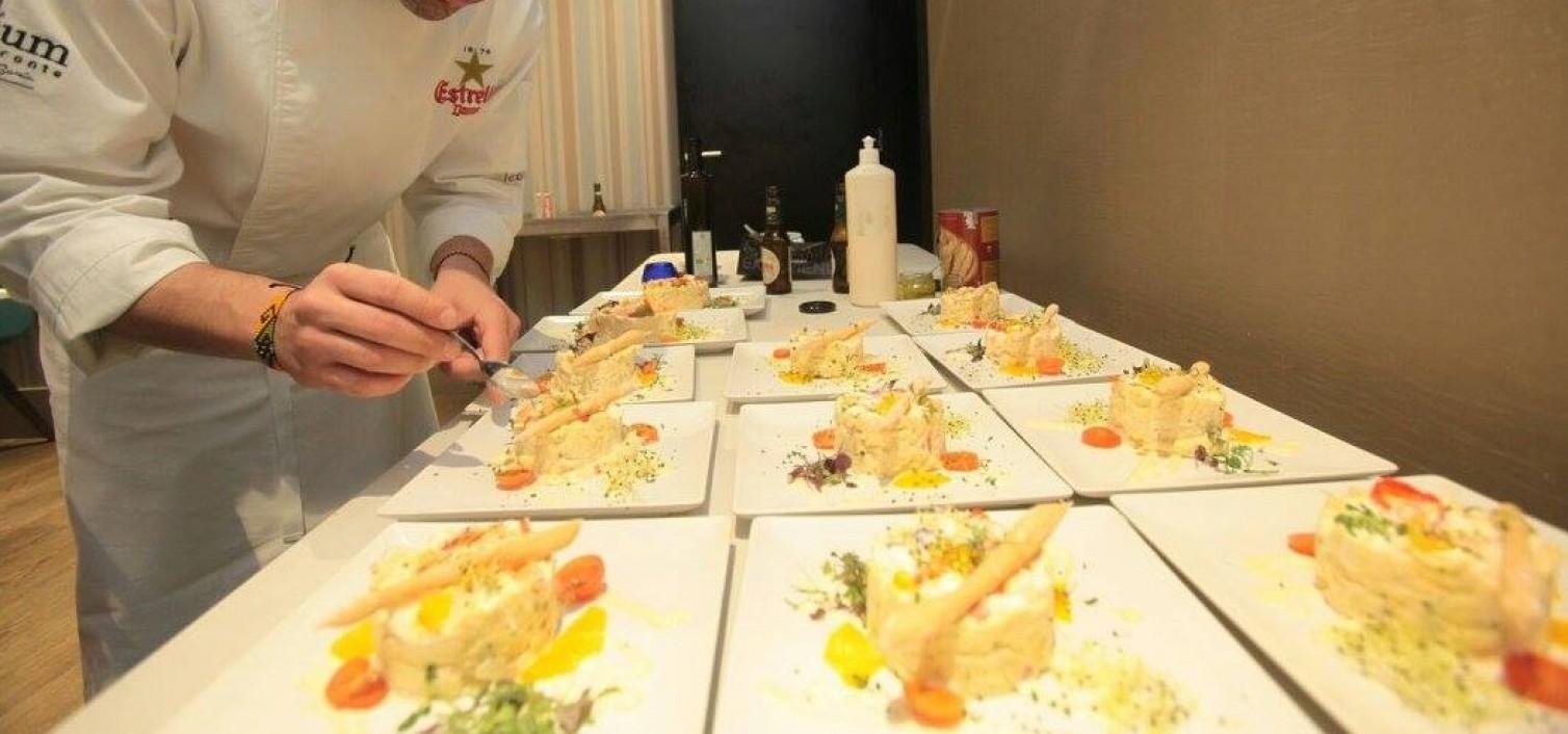 Las 3 mejores ensaladillas rusas de Málaga
