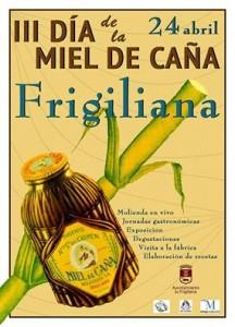 Frigiliana acoge la tercera edición del Día de la Miel de Caña.