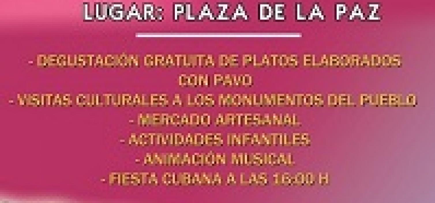 Feria del Pavo de Cañete