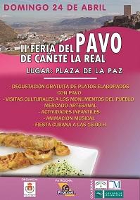 Feria del Pavo en Cañete La Real.