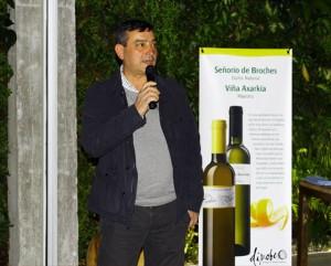 Juan Muñoz explicó las novedades de esta nueva añada.